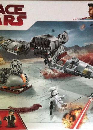 Конструктор 10913 Звездные войны Защита Крэйта, 773 детали