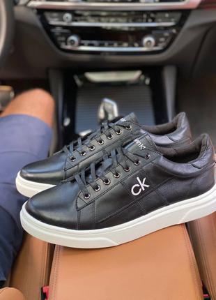 💥 мужские туфли Calvin Klein