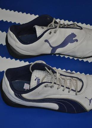 Puma детская футбольная обувь пума 37