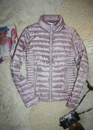 Деми куртка . курточка со стразами