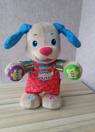 Інтерактивний собачка Fisher-Price Laugh&Learn Dance&Play Puppy