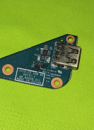 Плата USB Acer Aspire One 721 1830 1551 JV10-CS 48.4GS05.011