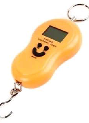 Весы, (вага) электронные безмен кантер до 40кг Карма