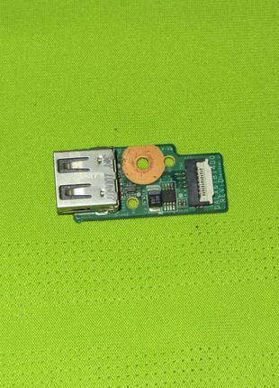 Плата USB HP Pavilion DV6-3000 series 36LX6UB0010 DALX6TB14D0