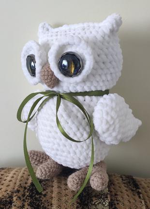 Іграшка сова