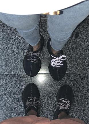 Кроссовки adidas yeezy boost 350/адидас изи буст 350/ наложка ...