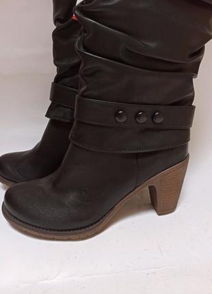 Сапоги rieker.брендове взуття stock
