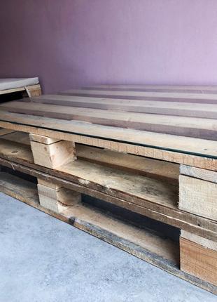 Мебель из паллетов (поддоны)
