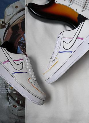 Кроссовки nike air force 1 low day of the dead код: nk135