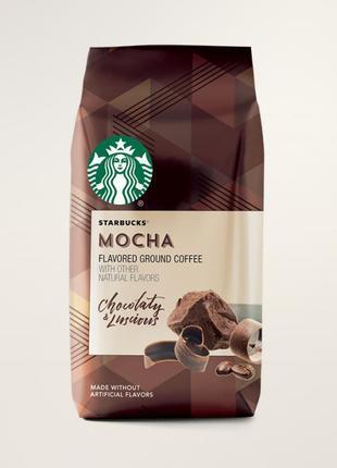 Кофе STARBUCKS Mocha «мокко» оригинал из Америки