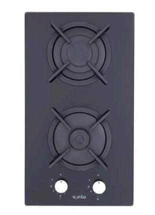 Варочная газовая поверхность Ventolux HSF320G RS (BK) 3 Поверхня