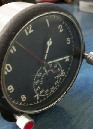 Часы Авиационные 60 ЧП [Отличная работа-хорошее состояние]
