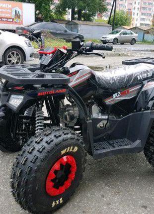 Продам подростковый квадроцикл MotoLand ATV 125 WILD