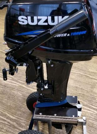Лодочный мотор Suzuki DT 9.9