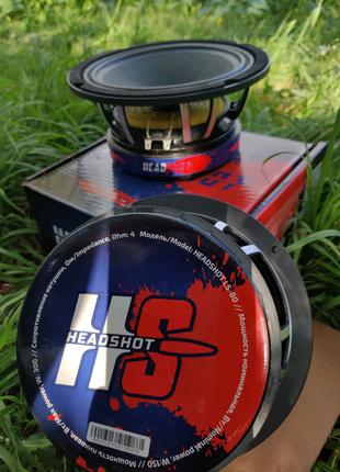 Акустика Kicx Headshot LS-80 (20см эстрада)
