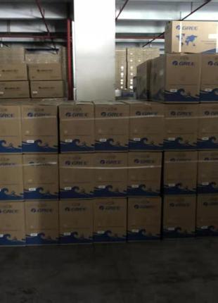 Распродажа кондиционеров на складе разных брендов,приятные скидки