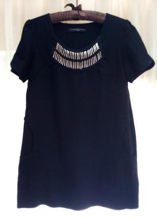 Philosophy blues original, маленькое чёрное платье свободного ...