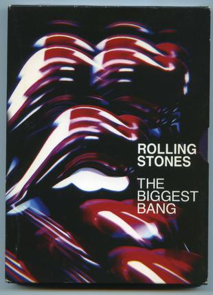 Rolling Stones THE Biggest Bang 3 Dvd