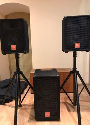 Активный комплект Park Audio DX1400T/ Alphard/ Yamaha/ Dynacord