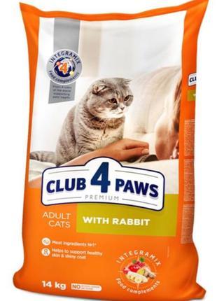 корм для котов кошек премиум 4 лапы