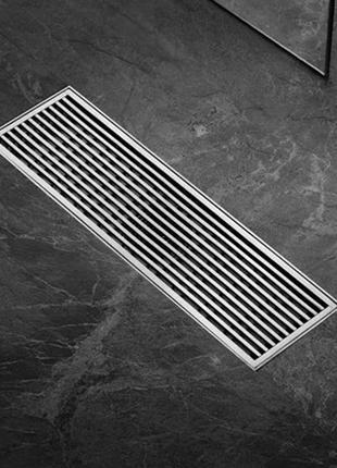 А2 Душевой канал MAGdrain матовый 100х300 мм H-85мм