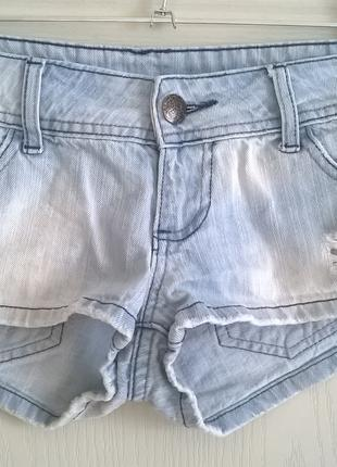 Шорты джинсовые Tally Weijl раз. 34