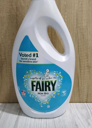 Гель для прання Fairy гіпералергенний на 57 циклів