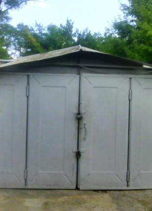 Приватизированый гараж с погребом (40м.кв.) м. Оболонь