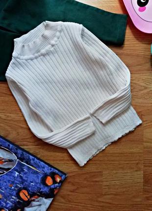 Детский гольф - свитер - водолазка tu для девочки - возраст 1,...