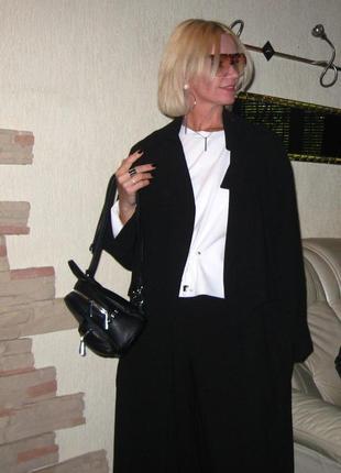 Рюкзак-мини кожзам черный