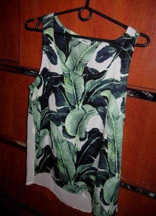 Топ tropical листья пальмы зеленый белый