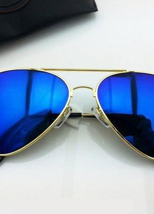 Стильные авиаторы сонцезащитные очки