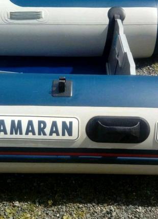 Лодка моторная yamaran Т360