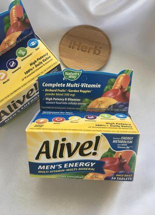 Мультивитаминный комплекс для мужчин , 50 таблеток