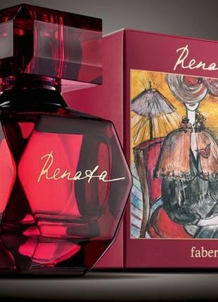 Парфюмерная вода для женщин Renata Faberlic