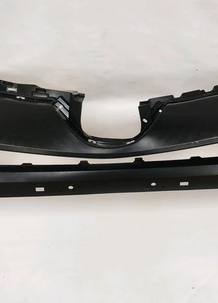 Бампер передний на Toyota RAV4 2016-18 (лицензия)