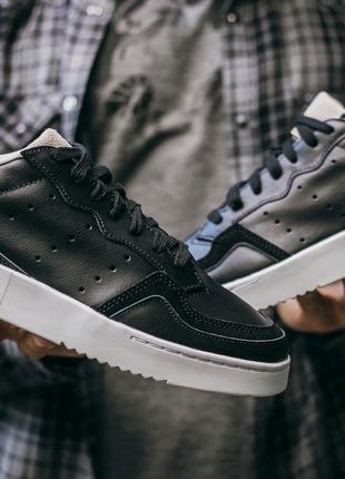 Кроссовки Adidas Supercount  Black