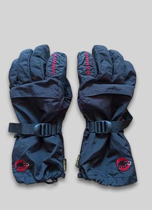 Перчатки mammut gore-tex оригинал
