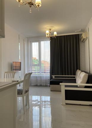 Аренда смарт квартиры в ЖК Комфорт Таун.№ 11182246