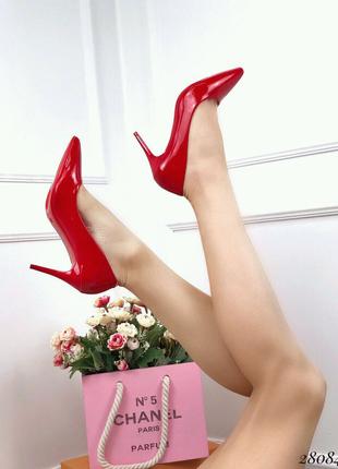 Туфли лакированные 36-40