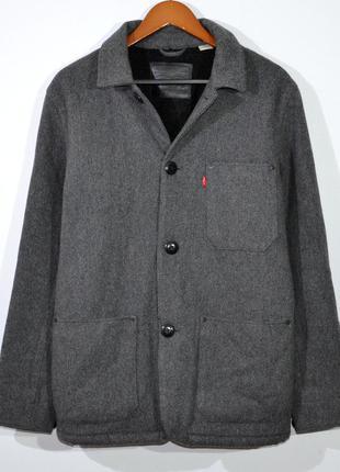 Курточка levi's wool jacket