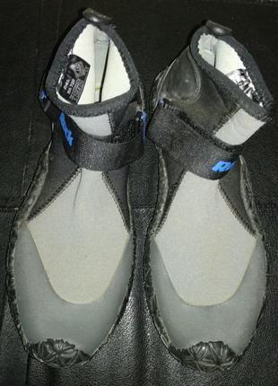 Гидроботы palm rock 37-38 неопрен дайвинг охота спорт ботинки