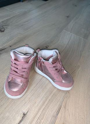 Обувь для девочки 19-22 размер, Zara Baby, Kitzbuhel