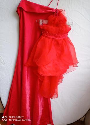 Красные платья мама дочь фотосессия