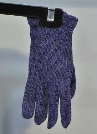 2223\10 синие перчатки peruna