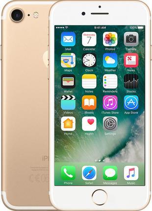 Мобильный телефон Apple iPhone 7 32GB Gold Официальная гарантия