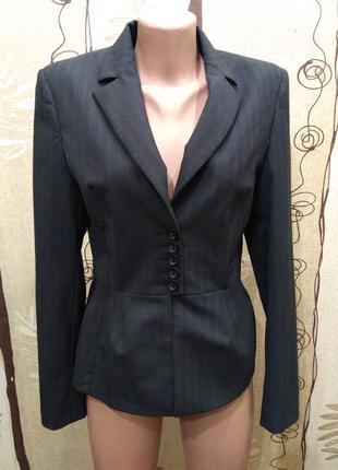 Next! стильный приталенный пиджак