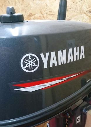 Лодочный мотор Yamaha 5 cmhs 2016 год