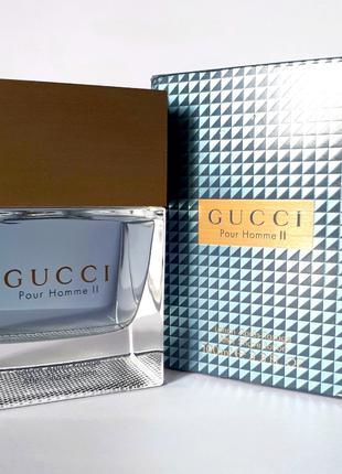 Gucci Pour Homme 2_Оригинал EDТ_8 мл затест_Распив
