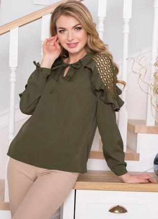 Распродажа!!! элегантная блуза *бесплатная доставка новой почт...